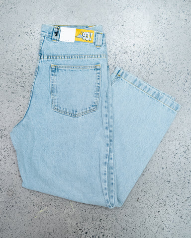 Polar 93 Denim Jeans |  Light Blue