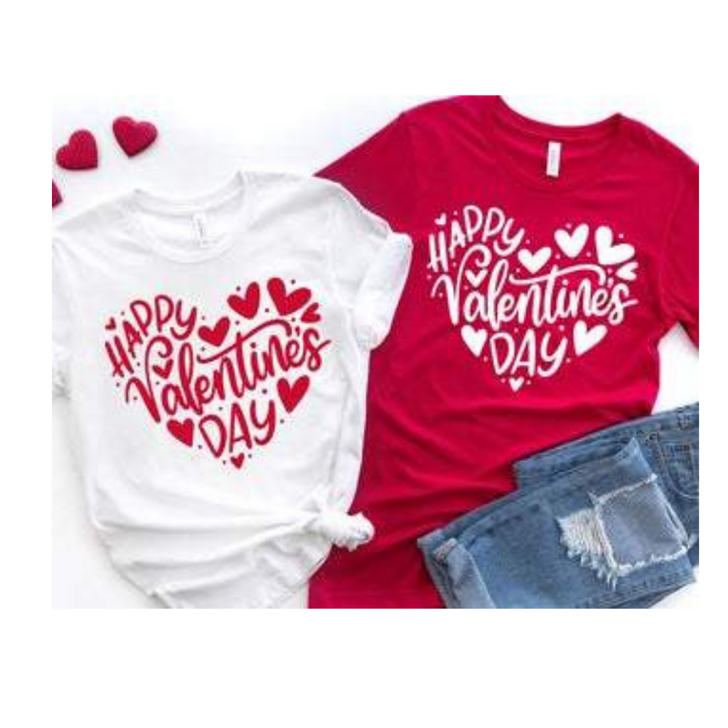Happy Valentines Day Cute T-shirt