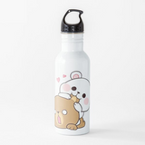 Milk & Mocha Sipper Bottle