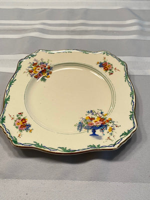 Duchess Royal Staffordshire England Floral Plate