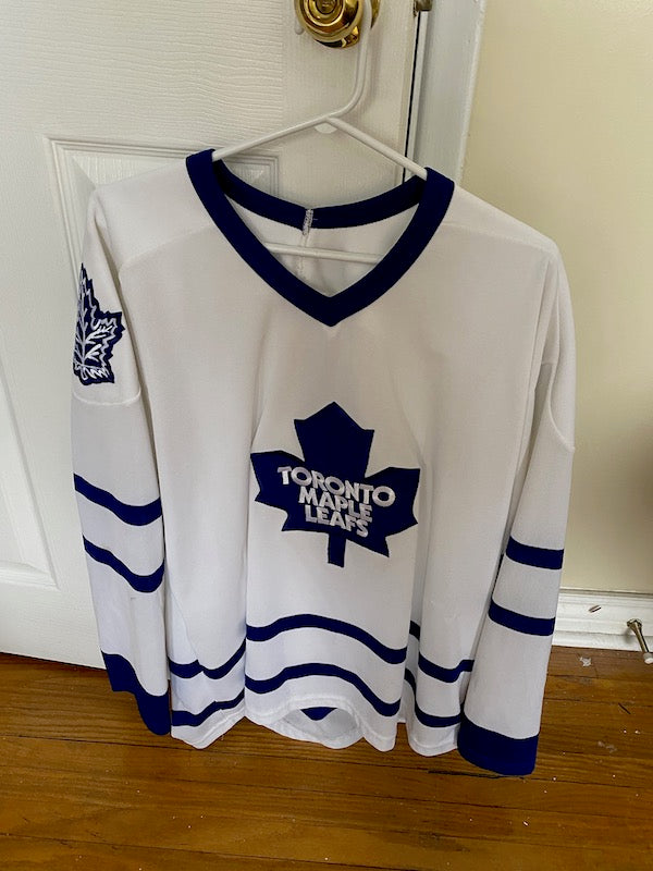 CCM Toronto Maple Leafs Jersey- XL