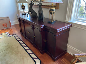 Custom Made Sideboard