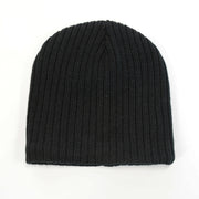 B003 HW24 Cable Knit Fleece Beanie