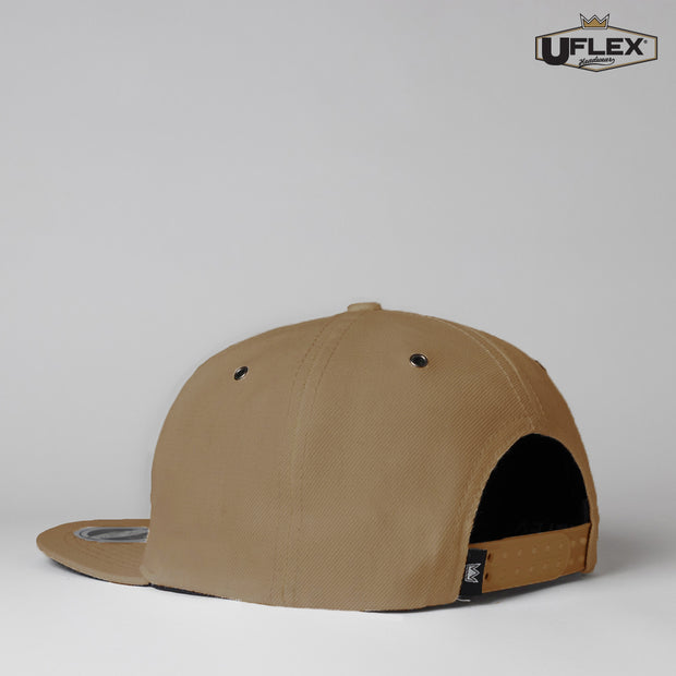 U15607 UFlex Adults Fashion 6 Panel Snapback