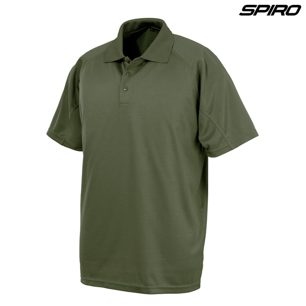 S288X Spiro Impact Performance Aircool Polo