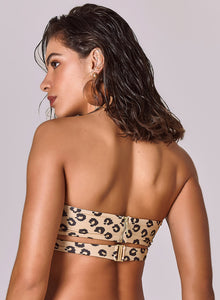 Top Angel Leopardo