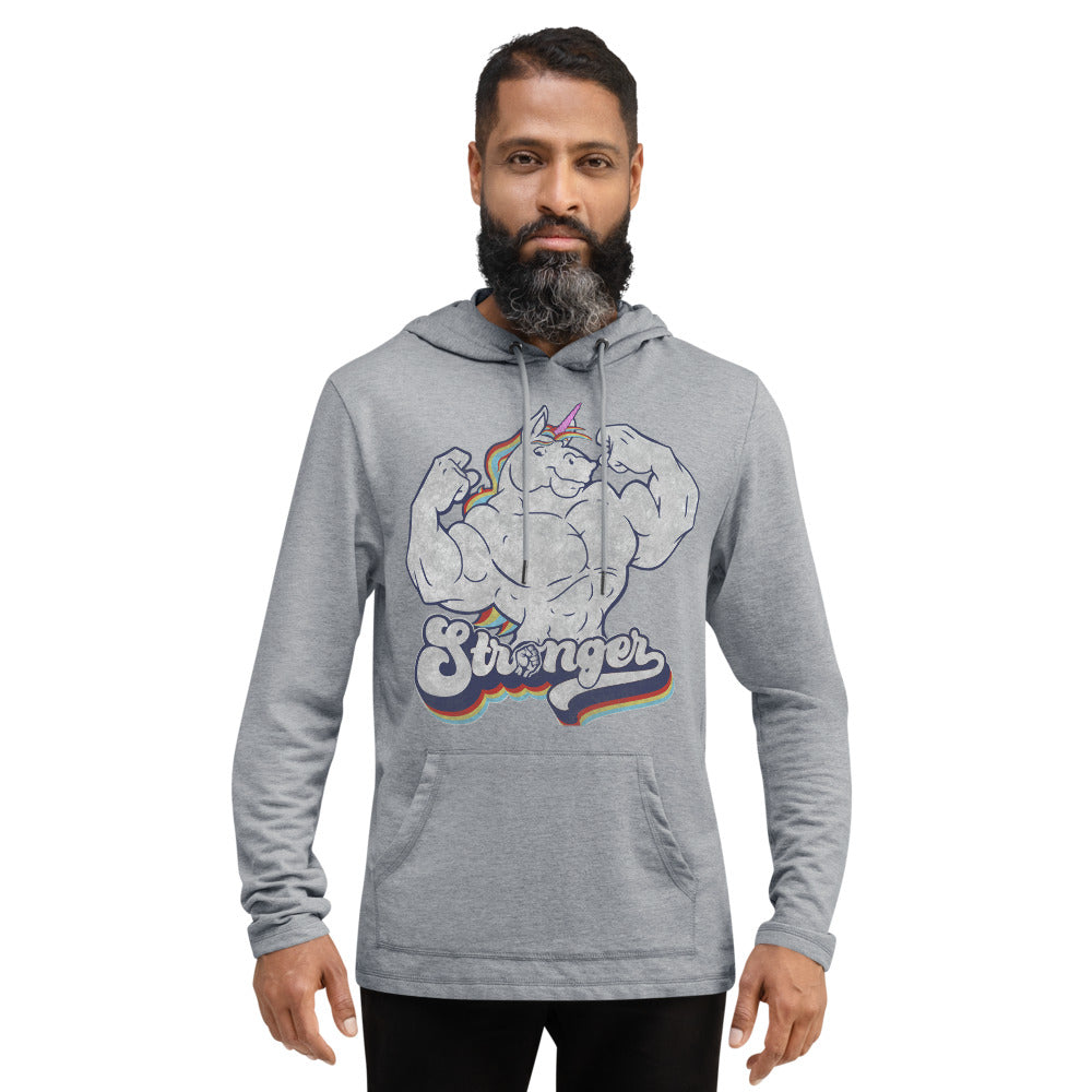 "The ""Unicorn"" Unisex Lightweight Hoodie"