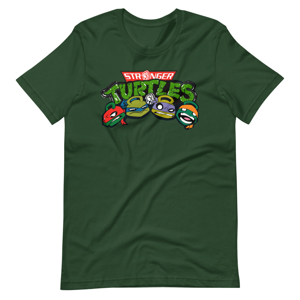 "The ""Turtle Head"" Short-Sleeve Unisex T-Shirt"