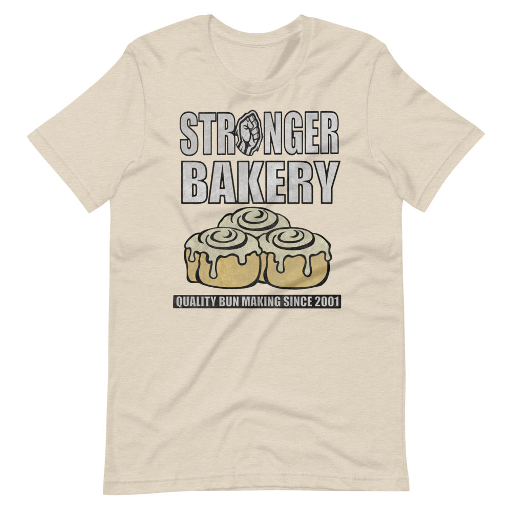 """The Bakery"" Short-Sleeve Unisex T-Shirt"