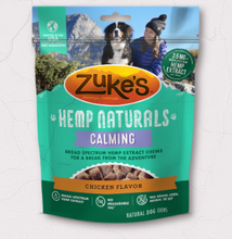 Load image into Gallery viewer, Zuke's Naturals Calming treats 5oz