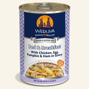 Weruva Dog Bed Breakfast 14oz