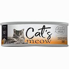 Daves Meow Chicken And Duck 5.5oz