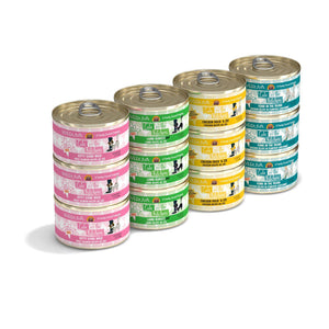 CITK 3.2 oz Cat Can Variety 12PK