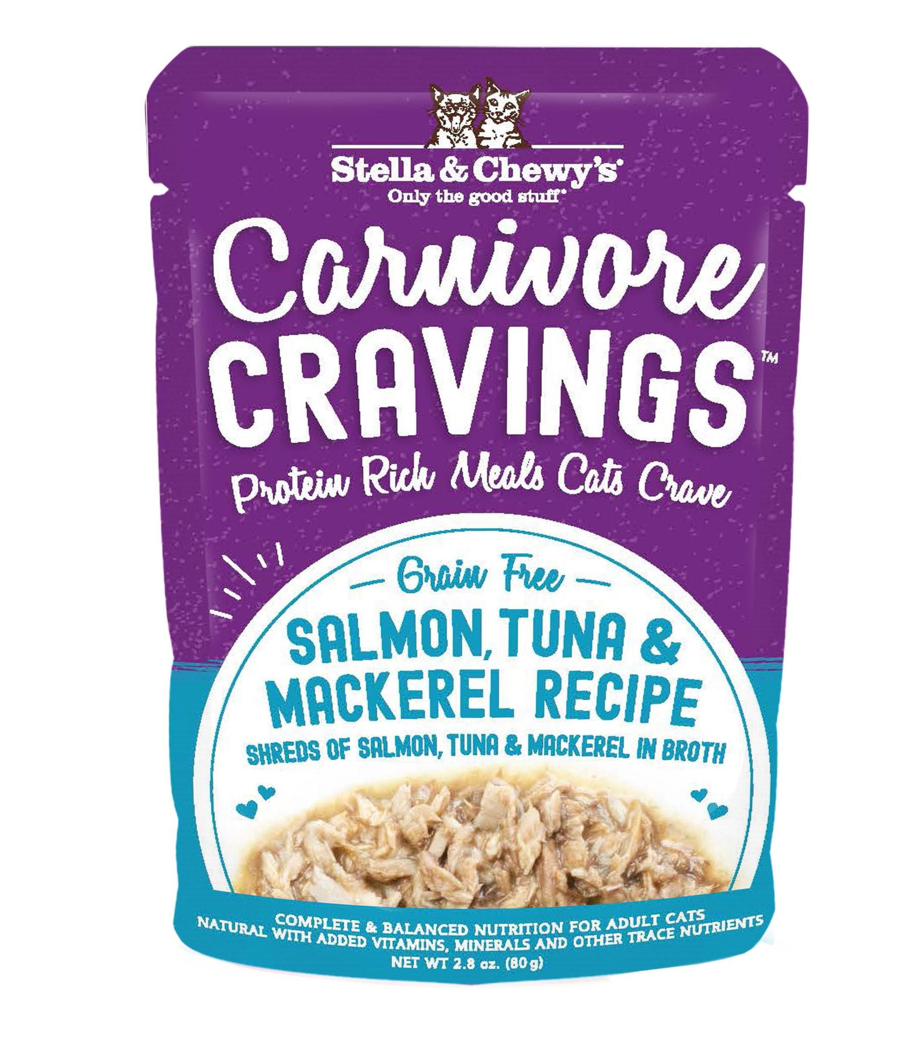 Stella & Chewy's Carnivore Cravings 2.8oz
