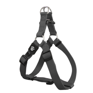 Doco Nylon Step in Harness Grey