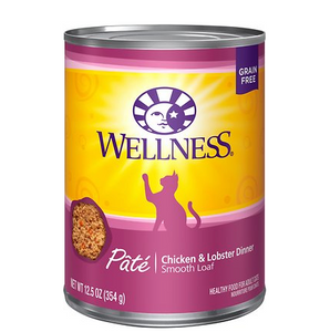 Wellness Cat Can Chicken / Lobster 12.5oz