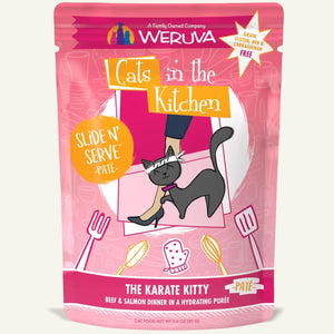 CITK Slide n Serve The Karate Kitty 3oz