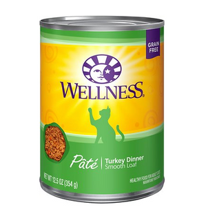 Wellness Cat Turkey 12.5oz