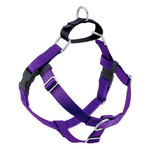2 Hound Design Freedom Harness Purple