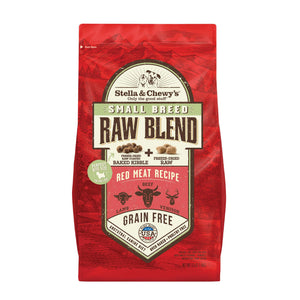 Stella Raw Blend Red meat Small Breed 3.5lbs