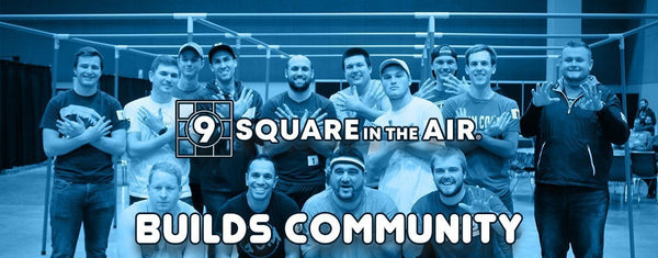 9 Square in the Air Builds Community