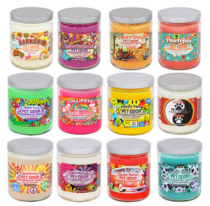 13OZ JAR CANDLE - PET ODOR EXTERMINATOR -