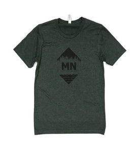 MINNESOTA GREEN SUPERIOR TEE