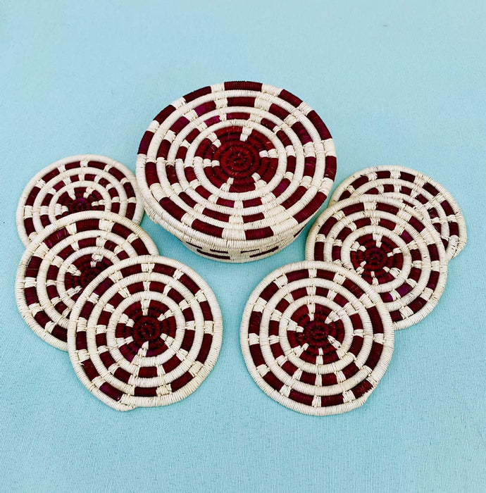 Red Wine Eco&Chic Coasters