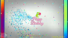 Load image into Gallery viewer, #114 FREE DOWNLOAD Happy Birthday GIF