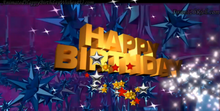Load image into Gallery viewer, #203 FREE DOWNLOAD Outta This World Happy Birthday Wishes