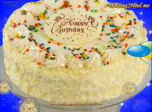 Load image into Gallery viewer, #210 FREE DOWNLOAD Happy Birthday 2u Words & Cake Wishes