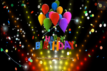 Load image into Gallery viewer, #23 Happy Birthday GIF Download