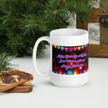 Load image into Gallery viewer, #412 Roses of Love Happy Birthday Mug