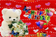 Load image into Gallery viewer, #118 FREE DOWNLOAD Happy Birthday GIF