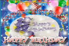 Load image into Gallery viewer, #116 FREE DOWNLOAD Happy Birthday GIF