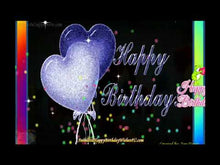 Load and play video in Gallery viewer, #114 FREE DOWNLOAD Happy Birthday GIF