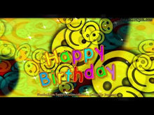 Load and play video in Gallery viewer, #203 FREE DOWNLOAD Outta This World Happy Birthday Wishes