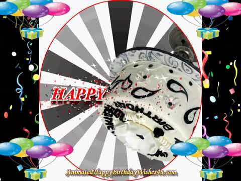 #221 FREE DOWNLOAD Lovely Cake Ballad Happy Birthday Wishes