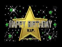 Load and play video in Gallery viewer, #121 FREE DOWNLOAD Happy Birthday GIF