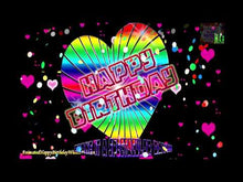 Load and play video in Gallery viewer, #51 Happy Birthday GIF Download