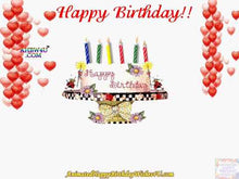 Load and play video in Gallery viewer, #374 Do Your Happy Birthday Dance Happy Birthday Wishes
