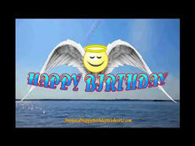 Load and play video in Gallery viewer, #102 FREE DOWNLOAD Happy Birthday GIF