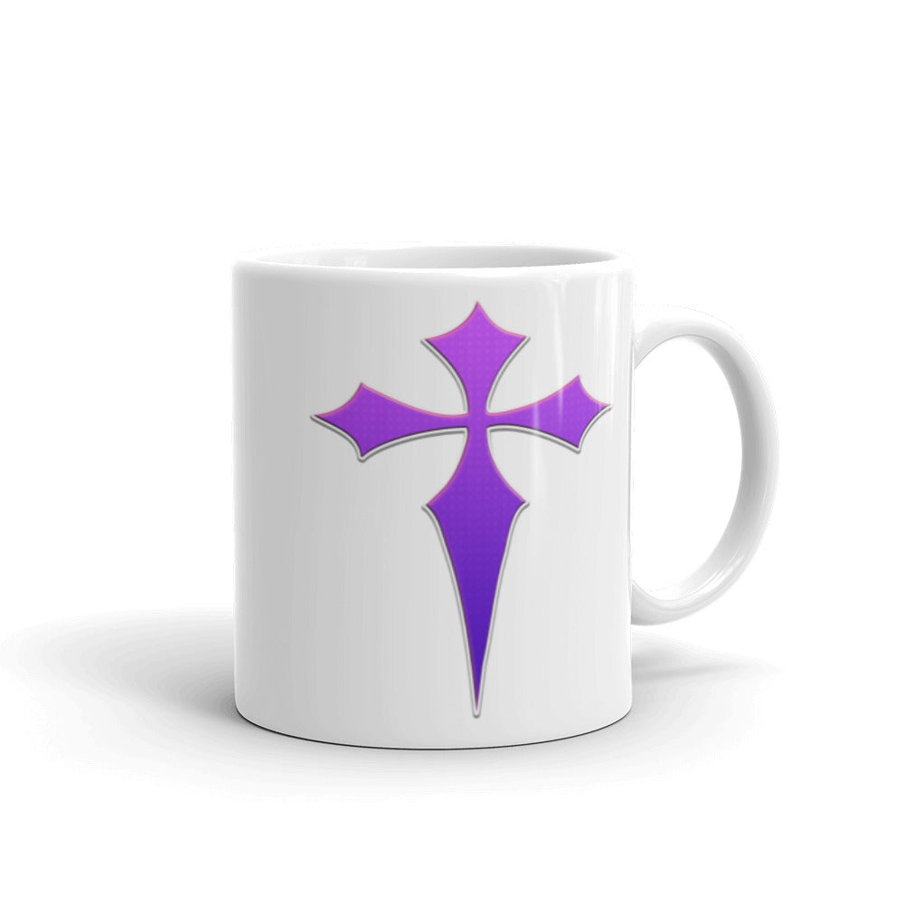 #6 Purple Cross Mug Collection