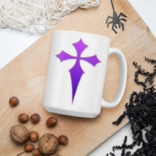 Load image into Gallery viewer, #6 Purple Cross Mug Collection