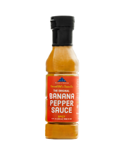 Load image into Gallery viewer, Spicy Original Banana Pepper Sauce - Single Bottle (Free Shipping!)