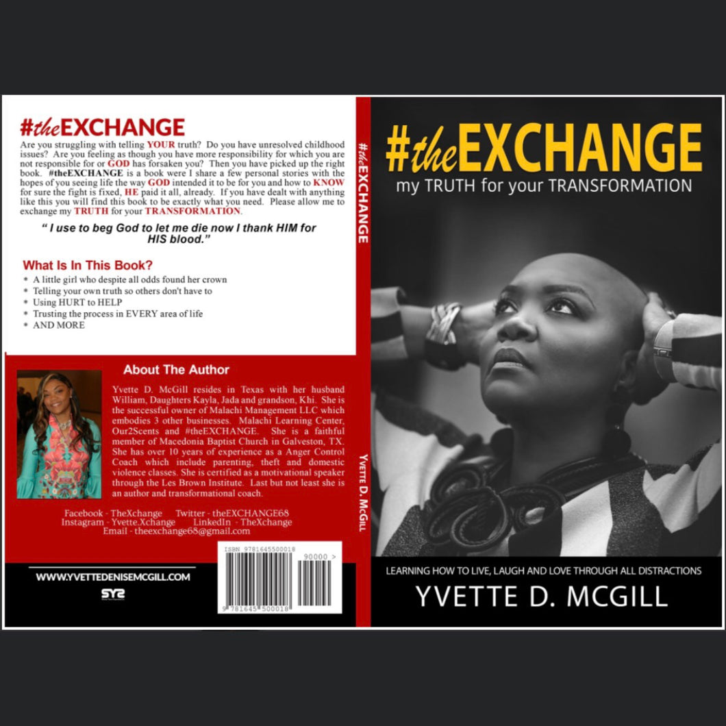 #theEXCHANGE Book