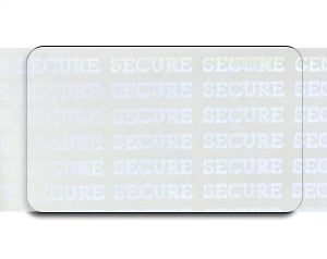 800015-120 Zebra Genuine Secure Hologram Varnish for Print Station