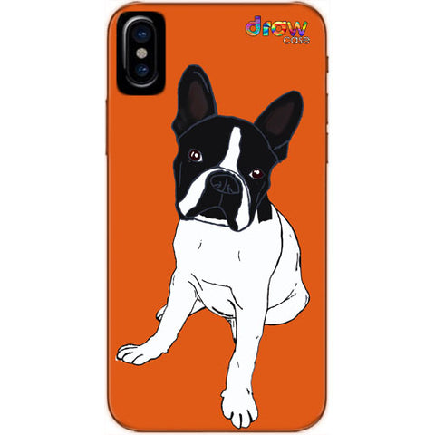 Cover iPhone Xs MaX Dog