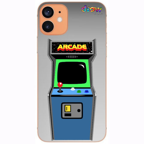 Cover iPhone 12 Arcade