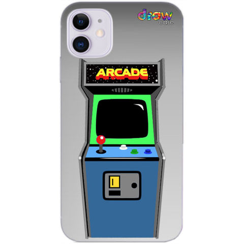 Cover iPhone 11 Arcade